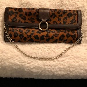Banana Republic clutch-Mad Men Collection
